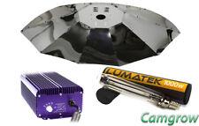 Lumatek - Kit Turrican Reflector & Ballast Pro 1000w & 1000W  Bulb HPS