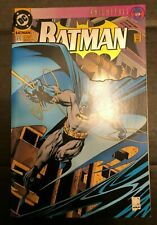 Batman #500 Knightfall Part 19 (Oct 1993, DC). NM+ 9.6
