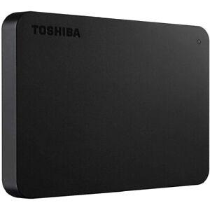 HARD DISK ESTERNO 2,5 500GB  1TB  2TB  3TB TOSHIBA USB 3.0 WINDOWS 10 / MAC OS