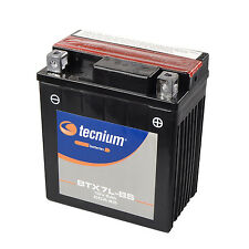 Bateria Tecnium BTX7L-BS sin mantenimiento