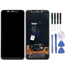 LCD Screen Display Touch Digitizer For Xiaomi Mi 8 Pro UD + Finger Sensor BLACK