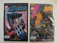X-men cuaderno (Panini, gb) Nº 1-18 Zus. (z0-1)