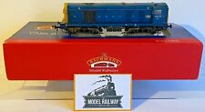 BACHMANN 00 GAUGE CLASS 20 DIESEL D8175 BR BLUE WEATHERED RENUMBERED DCC FITTED