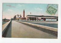 Ägypten - Hafen sagte - der Leuchtturm und die Kasino (A7855)