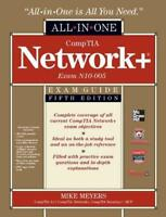 Comptia Network+ Certification All-In-One Exam Guide  - by Meyers