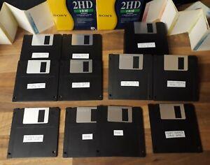 Amiga The Secret of Monkey Island and Monkey Island 2 LeChuck's Revenge