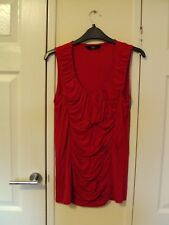 Woman's - Red Top - Size 12 - NWOT