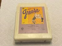 8-TRACK TAPE - Grease - The Original Broadway Cast Album