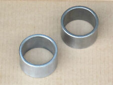 2 HYDRAULIC LIFT ARM BUSHINGS FOR MASSEY FERGUSON LEVER MF TE-20 TEA-20 TEF-20