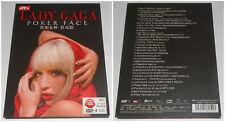 LADY GAGA POKER FACE DVD HD 2010 (STAMPA CINESE)