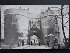 London: Tower of London, The Middle Tower - Old Postcard by Gale & Polden Ltd