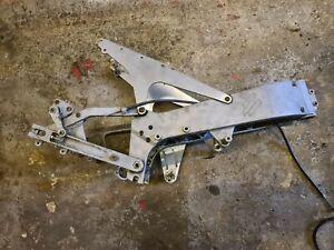 Polini mini moto frame for 910 or 911 with rear brake