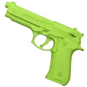 Cold Steel Model 92 Rubber Training Pistol Green 92RGB92Z