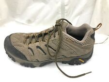 Merrell Moab Ventilator Brown Walnut mens hiking sneakers trail shoes 10M 9M