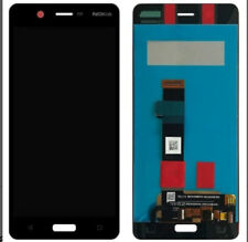 Per Nokia 5 ORIGINALE LCD DISPLAY + TOUCH SCREEN Digitizer Nero OEM Nuovo di Zecca