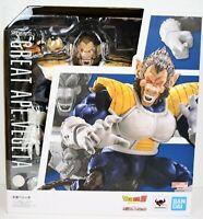 IN STOCK! Bandai DragonBall Z S.H.Figuarts OOZARU GREAT APE VEGETA Figure - USA