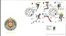 2006   WORLD CUP WINNERS  -  BALLS PARK, HERTFORD  SPECIAL HANDSTAMP