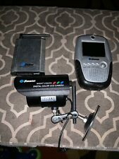 Swann Night Vision Wireless Camera Tw4-906t Lot Receiver Viewer No Chords