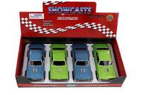 1970 Chevrolet Nova SS Hardtop Metallic Green or Blue 1:24 Diecast Car Maisto