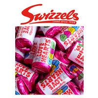 SWIZZELS MATLOW LOVE HEARTS MINI ROLLS WEDDING FAVOURS SWEETS CANDY CART BAG