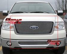 Fits 2006-2008 Ford F-150 Honeycomb Style Billet Grille Combo Insert