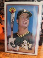 1989 Bowman #197 Mark McGwire Gem Mint