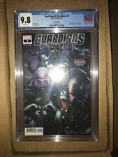 Guardians of the Galaxy (Volume 6) #4 CGC 9.8 Marvel Zombies Nova variant