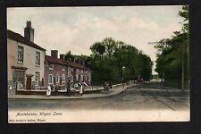 Mariebonne - Wigan Lane - colour printed postcard