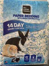 New listing Hamster Guinea Pig Rabbit Paper Bedding All Living Things