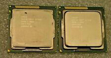 Lot of 2 Intel Core i5 2400 - Quad-core (BX80623I52400 Bundle) Processor