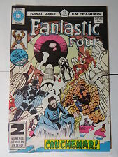 FANTASTIC FOUR 139  /  140  B&W French comic Heritage Marvel 248  249