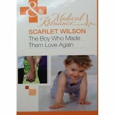 Boy Who Made Them Love Again (Medical Romance Hb)-ExLibrary