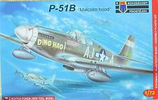 KPM (AZ Models) 1/72 KPM0030  North American P-51B Mustang (Malcolm Hood)