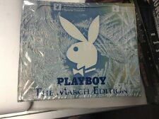 Playboy Sealed Trading Card Box MARCH Autograph 36Packs Playmate auto