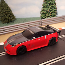 Scalextric 1:32 Drift Voiture rouge-Need for Speed Nissan 350Z