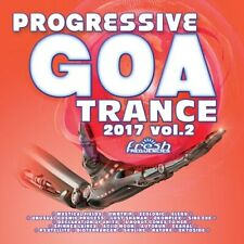 Progressive Goa Trance, Vol. 2  - Various Artists  CD,2017 [Goa / Rare / Import]