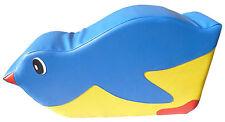 Sitztier Pingi Pinguin + 78cm lang + 43 cm hoch + Riesenspaß für Kids