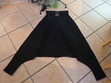 BORIS INDUSTRIES HAREMS Hose Aladin 40 42 (1) NEU schwarz Baumwolle LAGENLOOK