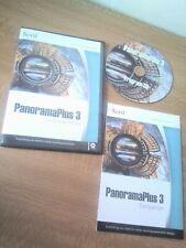 Serif Panorama Plus 3 PC CD-ROM digital image stitching