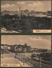 Marche. Macerata. Due cartoline viaggiate nel 1917. Ottima conservazione.