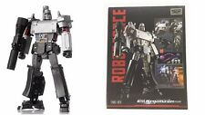 Transformers WJ WEIJIANG NE-01 Oversized Megamaster Robot Force Masterpiece Toy