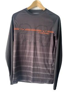 Chromag Mens MTB Cycling Jersey 3/4 Sleeve Size XS Polyester Breathable Enduro