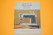 Super Clean Instructions Manual CD for Singer 600, 600e Sewing Machines.