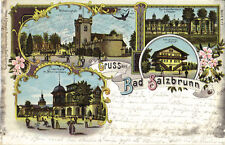 Bad Salzbrunn-Elisenhalle im Brunnenhaus, Schweizerei