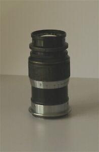 Leica Leitz Elmar, 90mm, F4, ltm