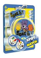 Spot It! Camping Family Card Game Asmodee Zygomatic Matching Party Blister Pack