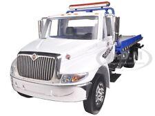 FAST & FURIOUS 7 INTERNATIONAL DURASTAR 4400 FLAT BED TOW TRUCK 1/24 JADA 97218