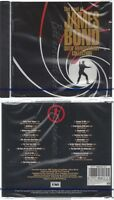 CD--NM-SEALED-JOHN BARRY -1992- -- THE BEST OF JAMES BOND - 30TH ANNIVERSARY CO