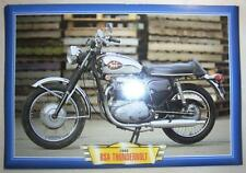 BSA THUNDERBOLT A65T A65 T CLASSIC VINTAGE MOTORCYCLE BIKE 1960'S PICTURE 1966