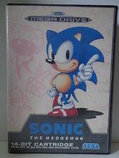 Mega Drive-Sonic the Hedgehog 1 (con embalaje original) 10820162
